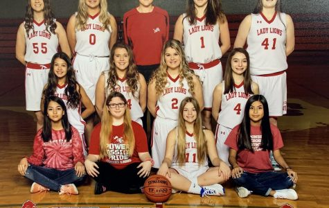 8A basketball girls ending the season