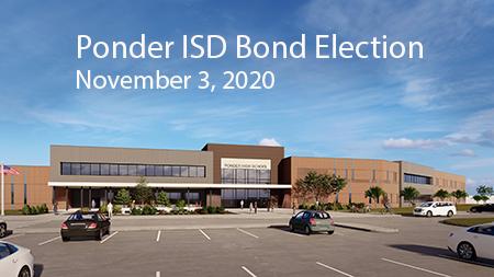 Ponder ISD School Bond