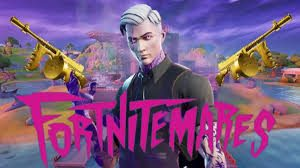 The Fortnite Fortnitemares  Event 2020