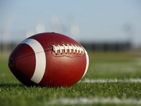 8th grade football Ponder Lions vs Peaster