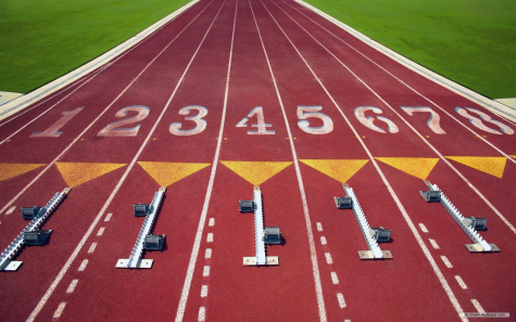 Girls District Track Meet Results