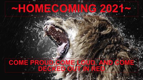~HOMECOMING 2021~
